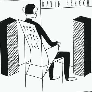 first solo tape by david fenech, released on the german label eichtzeit in 1993