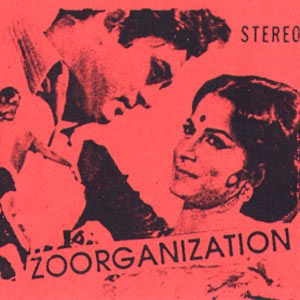 An audio tape, compiling groups from the zoorganisation (Laika, Steeple Remove, Ne Zhdali, Uz Jsme Doma, Peu Importe). Rare appearance of B Shops for the poor (with Peter Brötzmann)