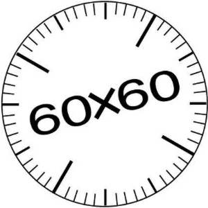 60x60 is a project involving each year 60 composers that compose music of 60 seconds. this double cd is a collection of pieces composed in 2006 and 2007 for this project. it has been released on the vox novus label in july 2008. this compilation includes contributions by composers such as noah creshevsky, al margolis, robert dick, chris mann, joan la barbara, robert voisey, polly moller ... and many more