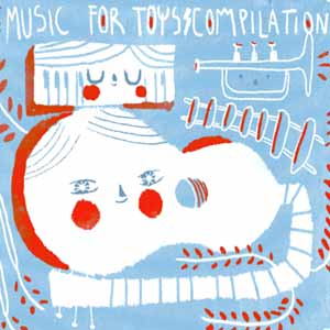 cd reissue of the compilation tape from monsterK7, including two extra tracks by kawaii and o'folk brothers