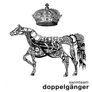 Doppelgänger is a single by the Swimteam band. They asked two musicians to remix the title for a single release. David Fenech and Emay contributed.