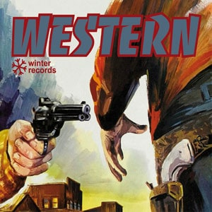 The Western compilation is yet another Winter Records CD, revolving around samples of Spaghetti Westerns. Includes contributions by Joan Cambon (Arca), Pas de Printemps pour Marnie, Aberline, Mr Grandin, etc