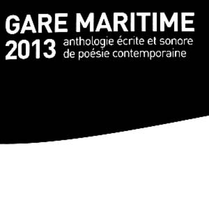 Gare Maritime is a yearly anthology of Poetry released by La Maison de La Poésie (Nantes, France). David Fenech plays a duet with Gilles Weinzaepflen (aka Toog). Also playing are Franck Vigroux, Rodolphe Burger, Heddy Boubaker, Sylvaine Helary, Jean Michel Espitallier...